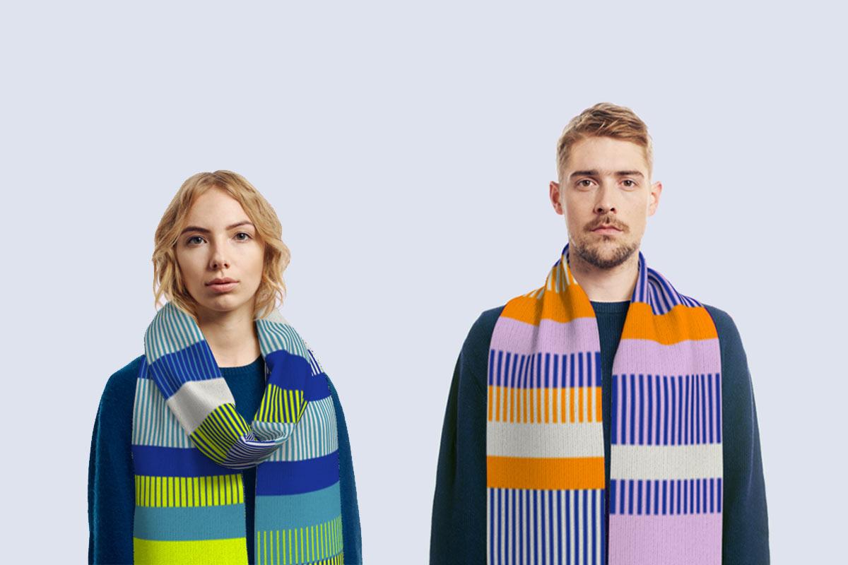 DNA scarfs
