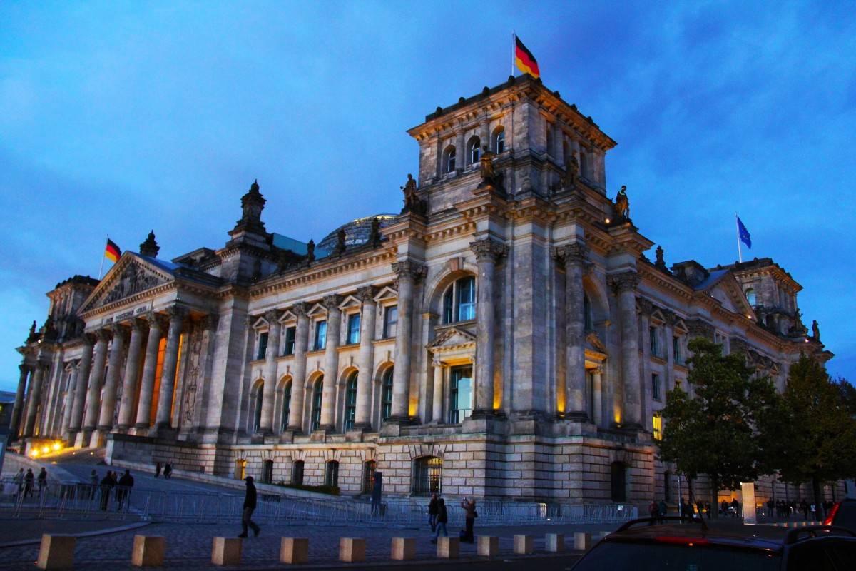 German landmarks